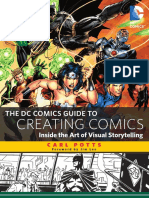 Excerpt from The DC Comics Guide to Creating Comics by Carl Potts