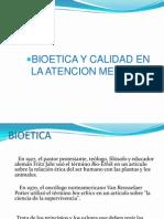 Presentación de bioetica de ododntologia 10mo