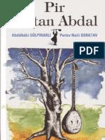 Abdülbaki Gölpınarlı & Pertev N. Boratav - Pir Sultan Abdal - Derin Yayınları, 1. Basım, 2010