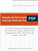 COMPLEJO POLIDEPORTIVO 3