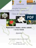 Manual de Produccion de Orquideas-Anturio-Gardenia-Ave Del P
