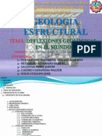 DIAPOSITIVA FINdeflexiones Geologicas Del Mundo