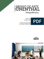 catalogo prémio grunenthal