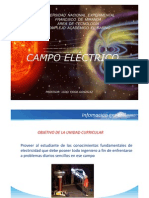 Campo Electrico Tema 1 2012-1