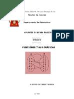 FUNCIONES Y SUS GRÁFICAS - ALBERTO GUTIERREZ BORDA