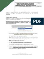 Instructivo Descargue y Cargue Archivos Instituciones Colegios 07-06-2013
