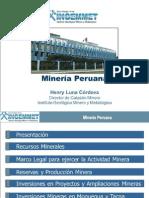 Henry Luna - Mineria Peruana - Moquegua y Tacna