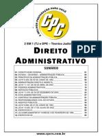 Direito Administrativo 2 EM 1 - SAT