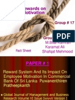 Fact Sheet Presentation