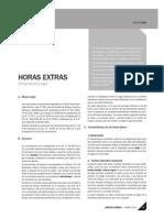 Horas Extras 0