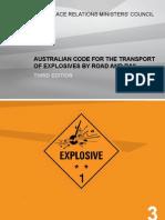 Australian Explosives Code - Transport.pdf