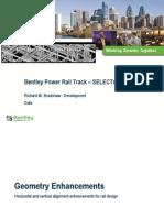 bentley rail track tutorial