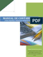 Manual de Contabilidad Para PYME
