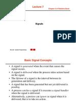 BIL244 Lecture07 Signals