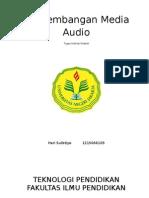Naskah Audio