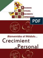 PPT Modulo Crecimiento Personal