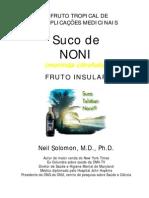 Suco de Noni e Suas e Seus Beneficios