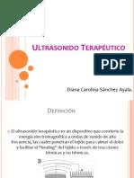rehabitlitación- ultrasonido