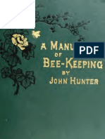 A Manual of Bee Keeping by John Hunter