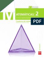 Cuaderno Trabajo Matamaticas 2 Aprendizaje Refuerzo