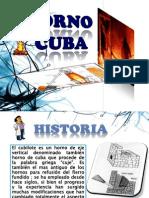 PresentationHORNO CUBA