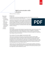 Advanced Digital Communication Skills in Medical Education June 2011