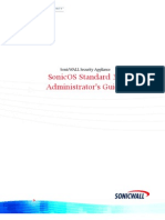 SonicWALL SonicOS Standard 3.1 Administrators Guide