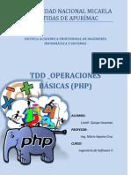 Operaciones(Suma,Resta,m,d)