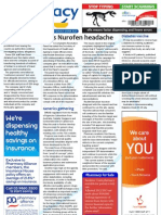 Pharmacy Daily for Thu 18 Jul 2013 - RB\'s Nurofen, NPSA on Direct Supply, Generics Regulators, Diabetes Vaccine and much more
