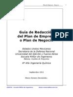 Plan de Empresa o Negocio