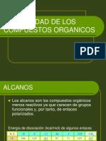 4-Reactividad de Los Compuestos Organicos