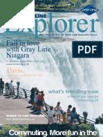 Gray Line Explorer Magazine
