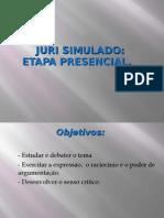 JURI SIMULADO