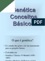 Conceitos Básicos em Genetica