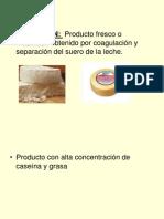 Cuarta Clase de Industrias Lacteas