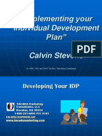 Implementing Your IDP Presentation