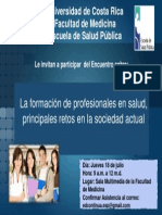 Affiche Invitacion Estudiantes j18