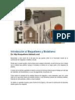 Introduccion Al Maquetismo y Modelismo