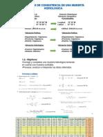 Ejemplo de Analisis de Consistencia
