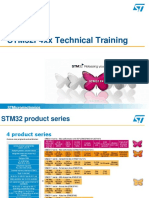 STM32F4 Technical Training