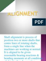 Propeller Shaft Aligement