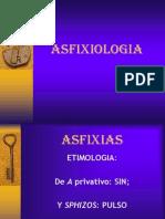 ASFIXIOLOGIA 2009