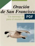 Leonardo Boff, La oración de San Francisco