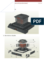 Ho Chi Minh Mausoleum PaperCraft