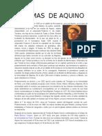 Thomas de Aquino
