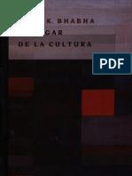 63037990-Bhabha-Homi-El-Lugar-de-La-Cultura.pdf