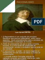 Tema (5-1) Racionalismo Cartesiano