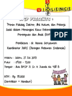 Poster BPIP Pagi 27 Juli 2013