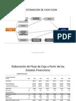 Flujo Estimacion de Cash Flow