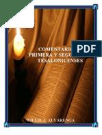 Comentario de Primera y Segunda de Tesalonicenses
